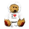 medvěd / PRAGUE
